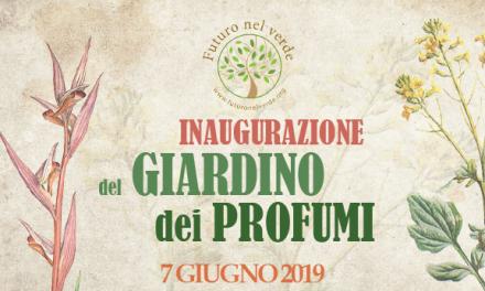 """""""Futuro nel verde"""", al Centro di Ateneo per i Musei Scientifici di Perugia c'è il Giardino dei profumi"""