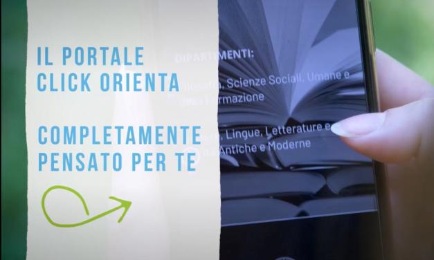 Orientamento studenti, l'Università di Perugia a portata di click