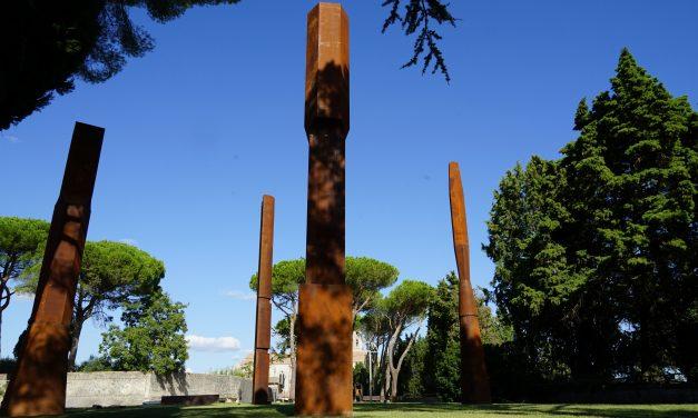 A Todi con Beverly Pepper: nasce il parco della scultura contemporanea