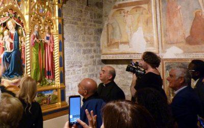 Bellezze ritrovate, il patrimonio di Assisi si arricchisce con tre opere pittoriche restaurate
