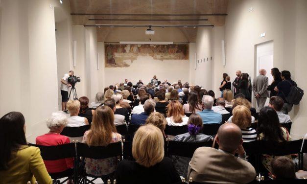 """Accademia di Belle Arti di Perugia: ecco la nuova Aula Magna """"Ercole Farnese"""""""
