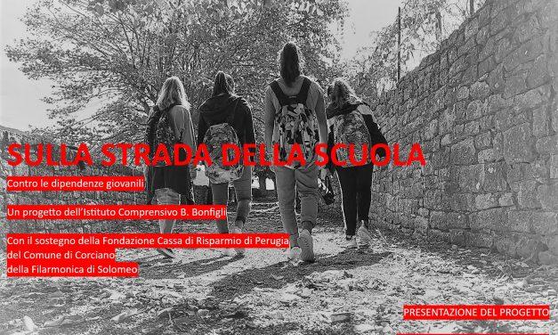 Sulla strada della scuola contro le dipendenze giovanili