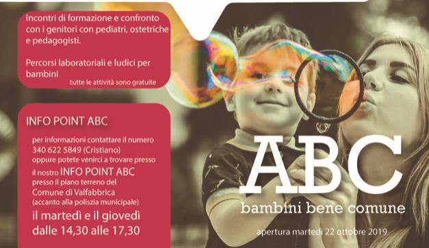 """""""ABC, bambini bene comune"""", un nuovo patto educativo per il nord-est del'Umbria"""