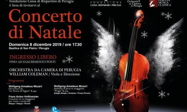 Concerto di Natale per Perugia