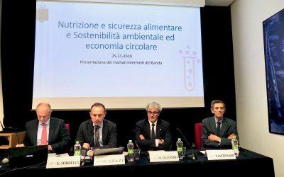L'Umbria nel panorama d'eccellenza con otto progetti per la sicurezza alimentare e la sostenibilità ambientale