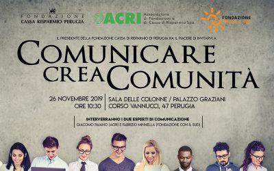 Comunicare Crea Comunità