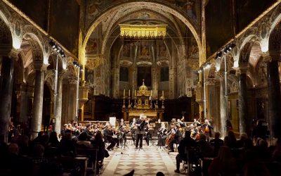 Auguri alla città di Perugia sulle note di Mozart e Hoffmeister dalla Fondazione Cassa di Risparmio di Perugia