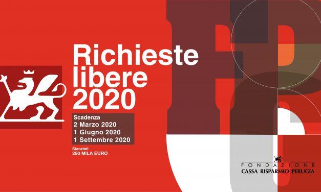 Richieste Libere 2020