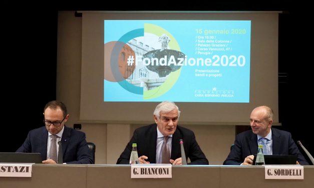 Sei milioni, sei bandi a tema ed oltre 30 progetti: ecco il nuovo piano della Fondazione per il 2020