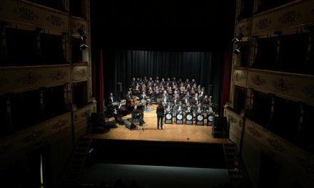 """A Gubbio anteprima del """"Sacred Concert"""" di Duke Ellington con la Perugia Big Band jazz orchestra"""