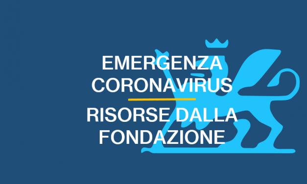 La Fondazione dona macchinari e strumenti di protezione agli ospedali del territorio per l'emergenza coronavirus