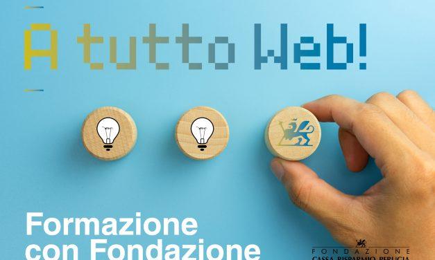 A tutto web! Formazione con la Fondazione