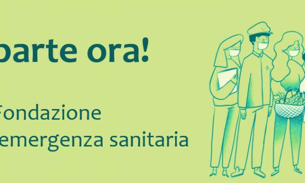 Emergenza Covid-19: le iniziative della Fondazione Cassa di Risparmio di Perugia