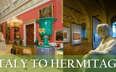 Insieme per rilanciare arte e cultura: siglato un importante accordo con Ermitage