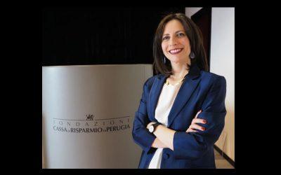 Cristina Colaiacovo è il nuovo Presidente della Fondazione