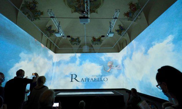 """Aspettando """"Raffaello in Umbria e la sua eredità in Accademia"""""""