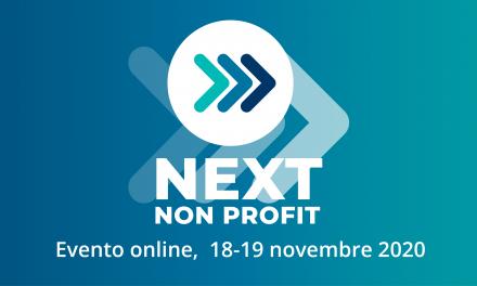 Torna Next Non Profit: due giorni di incontri, networking e formazione sui temi della trasformazione digitale pensata per gli operatori del Terzo Settore.