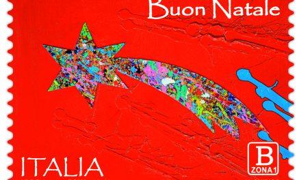 Un dipinto della collezione d'arte della Fondazione Cassa di Risparmio di Perugia sul francobollo religioso del Natale 2020 di Poste Italiane