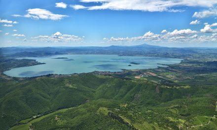 La tutela del Paesaggio e il lago Trasimeno: da Alinari al drone