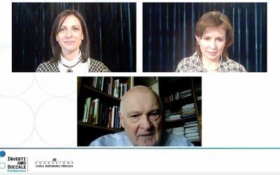 InvestiAMOsociale: la Fondazione incontra il Professore Stefano Zamagni