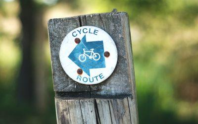 Una pista ciclabile sulla ex ferrovia di Gubbio e da dicembre tutti in bici!