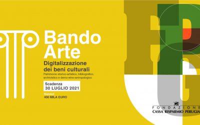 Digitalizzazione dei beni culturali – patrimonio storico-artistico, bibliografico, archivistico e demo-etno-antropologico