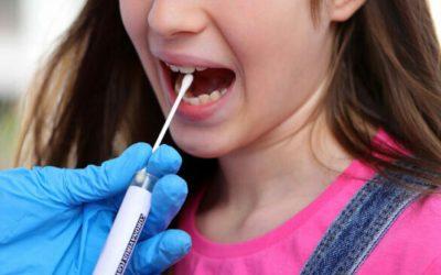 Finanziato un progetto sperimentale che riguarda i test salivari per i più piccoli
