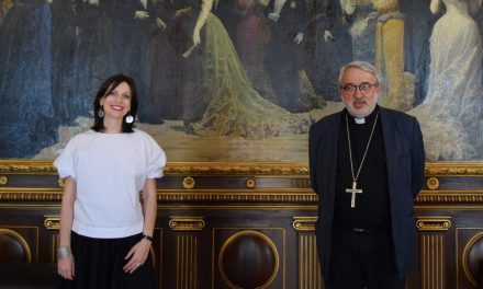 """""""Verso il Perugino e oltre"""", siglato un accordo di collaborazione tra Archidiocesi di Città della Pieve e la Fondazione per la promozione di arte e cultura"""