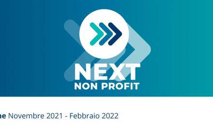 """Riparte la terza edizione di """"Next Non Profit"""", un percorso di formazione dedicato alla digitalizzazione del Terzo Settore"""
