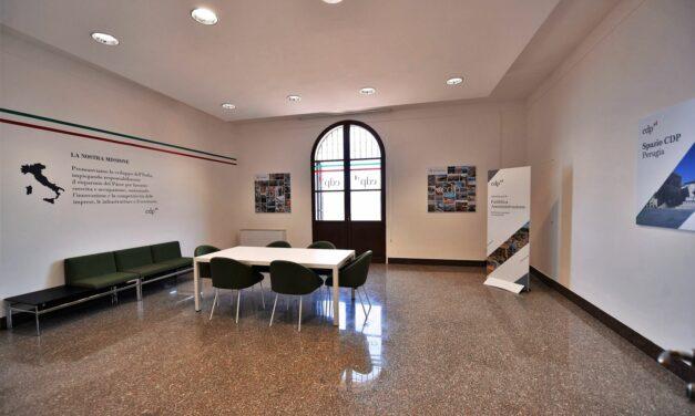 CDP e Fondazione Cassa di Risparmio di Perugia insieme per il territorio